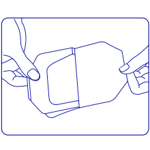 transparent dressing tape