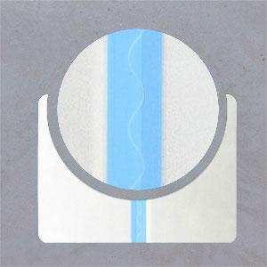 transparent adhesive dressing