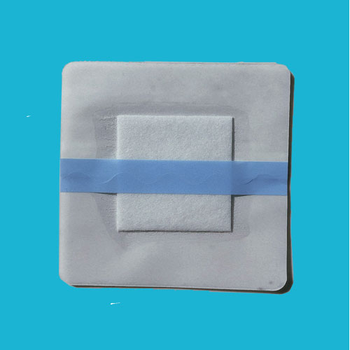 transparent film dressing for wounds