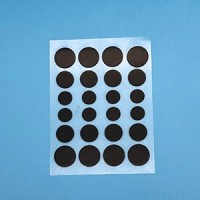 Charcoal acne patch